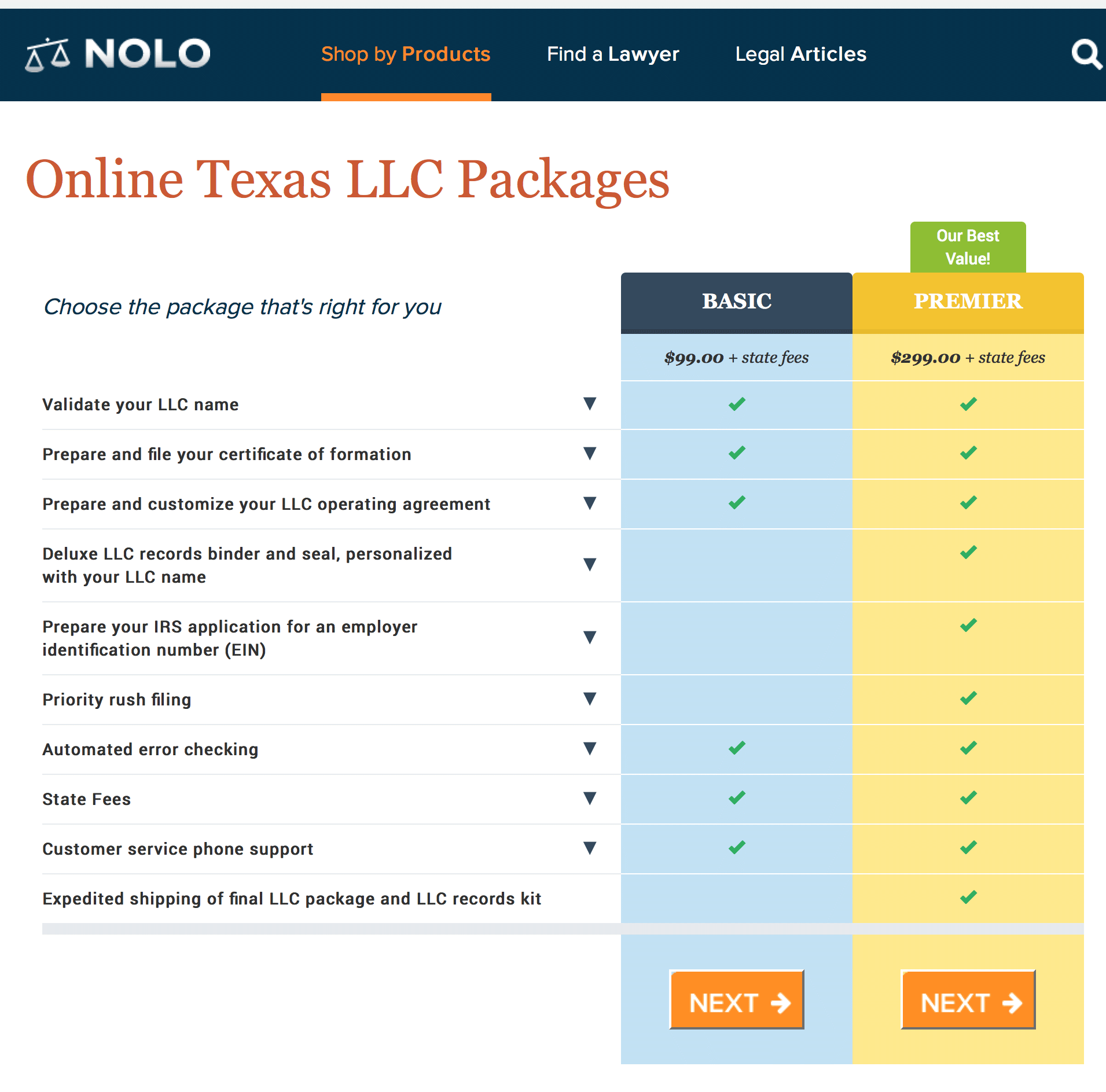 Nolo review by llcinfo compare to the best price nolo solutioingenieria Choice Image